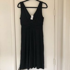 Brand new casual black dress from Loft size M
